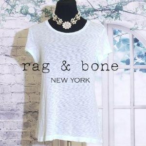 Rag & Bone Pastel Blue Tee Shirt M